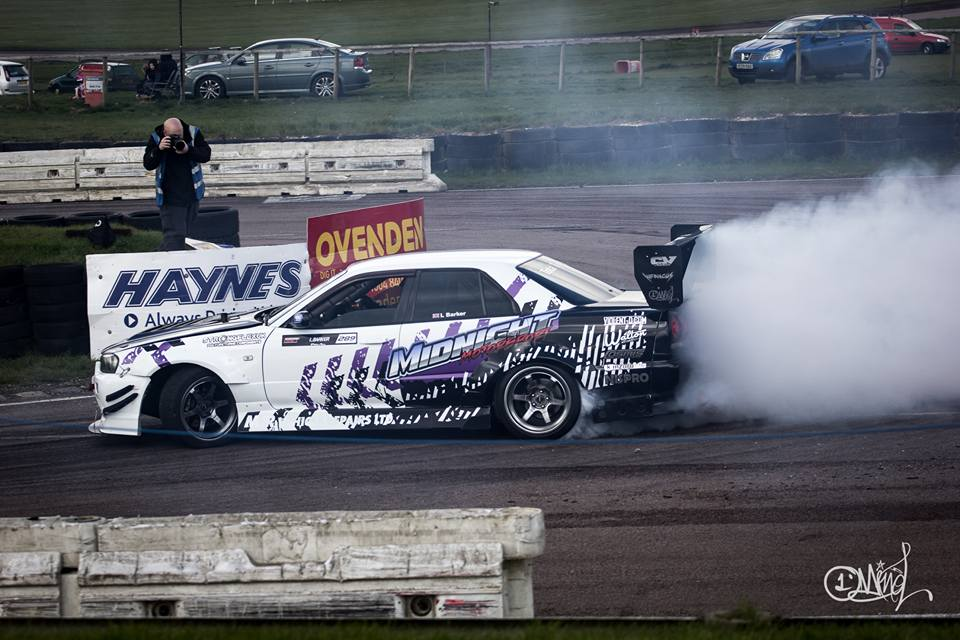 Scott Clark Nissan >> Driftcup drivers head to Silverstone - DriftCup