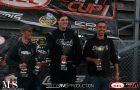 The HEL DriftCup round 3 podium